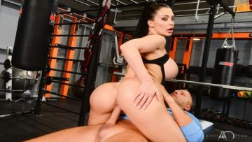 Aletta Ocean - Hot Workout