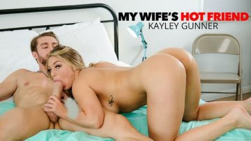 Kayley Gunner - Plays Dr. Boob Job With Her Friend's Husband