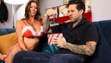 Alexis Fawx - All I Want For Christmas Is Dick