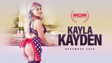 Kayla Kayden - Please Come For Thanksgiving