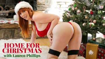 Lauren Phillips - Home For Christmas