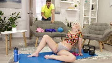 Lovita Fate - Turning Up The Heat For Her Workout