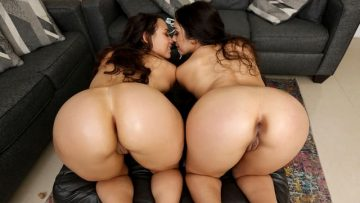Lilly Hall and Carmela Clutch - Double Booty Trouble