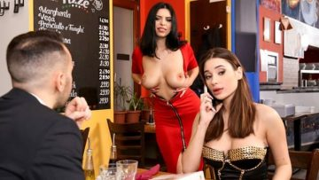 Kira Queen And Liya Silver - Watch Me Instead
